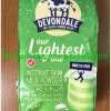 Sữa tươi dạng bột Devondale tách kem (Úc)