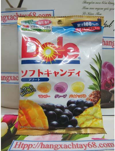 Kẹo hoa quả nhật