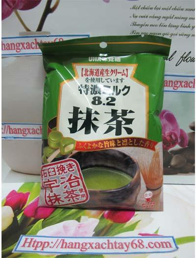 Kẹo sữa Tokuno Trà xanh