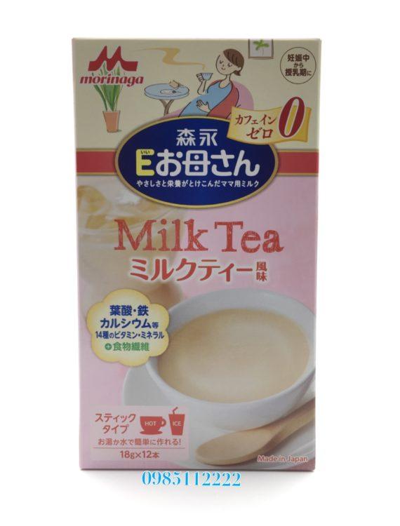 morinaga vị trà sữa