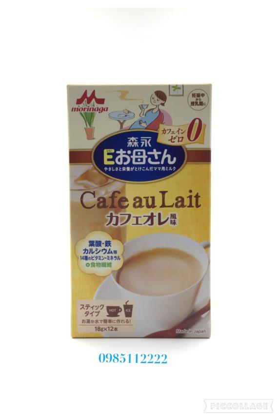 Morinaga vị cafe