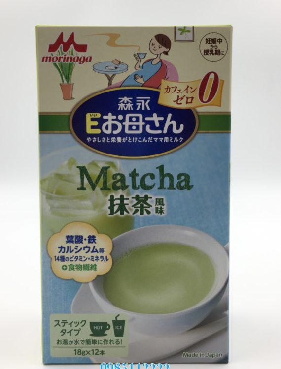 Morinaga vị trà xanh