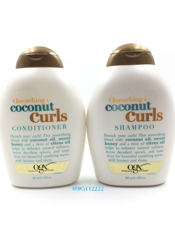 OGX Coconut Curls