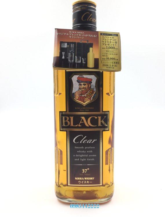 Black nikka