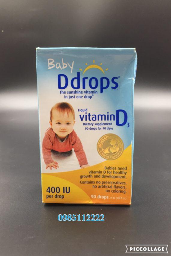 Baby D Drop Mỹ