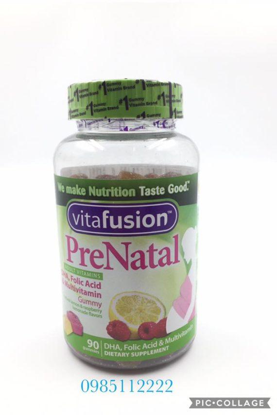 kẹo bổ sung vitamines cho bà bầu