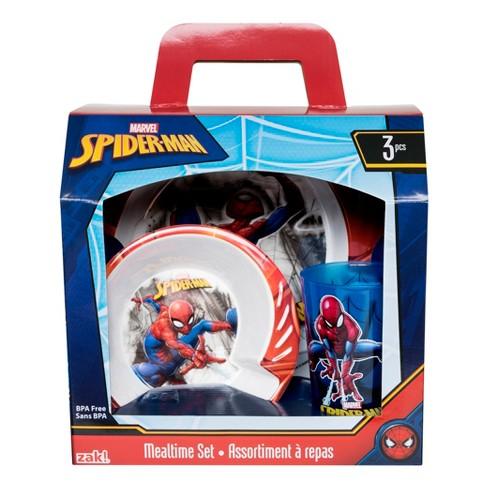 Bát đĩa Spiderman