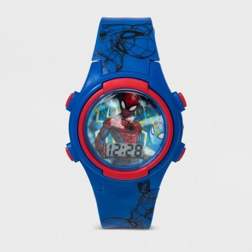 đồng hồ spiderman